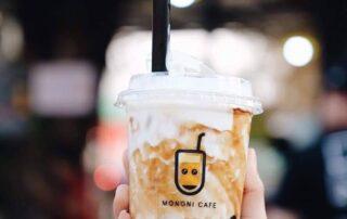 Mongni Cafe ศรีสะเกษ